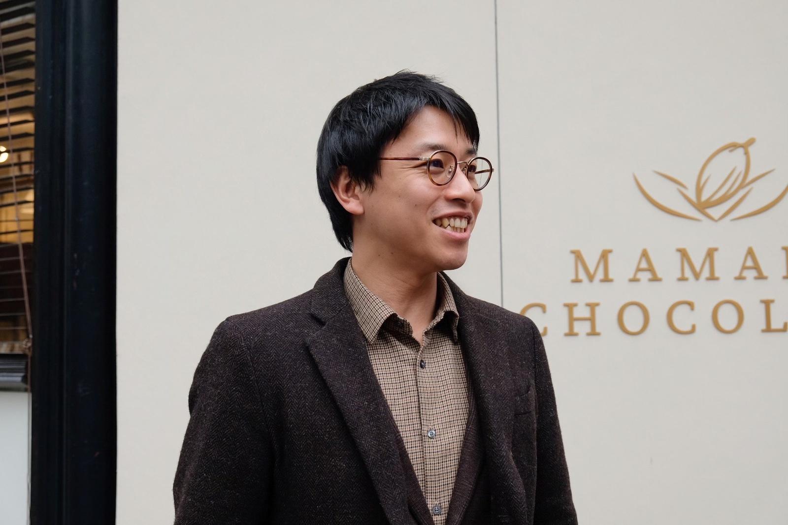 カカオとの出会いが人生を変えた「MAMANO CHOCOLATE」江澤さんインタビュー