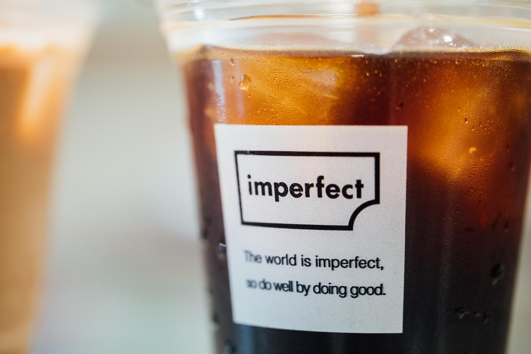 世界を平等に捉え、社会のいい循環を作っていく「imperfect」
