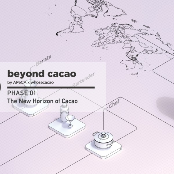 【beyond cacao】Introduction カカオの新しい地平線