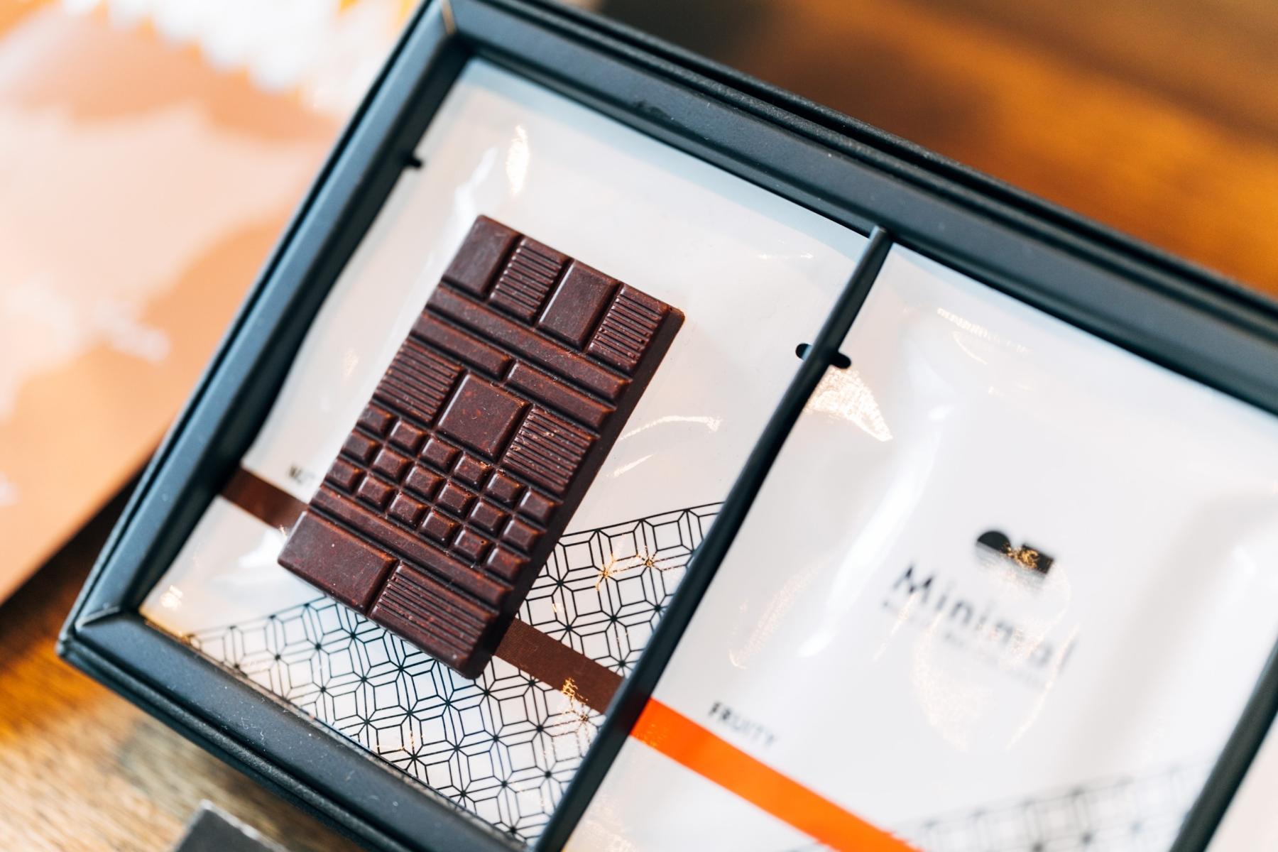 100年後を見据えたチョコレート作り。Minimalの「モノづくり」精神とは