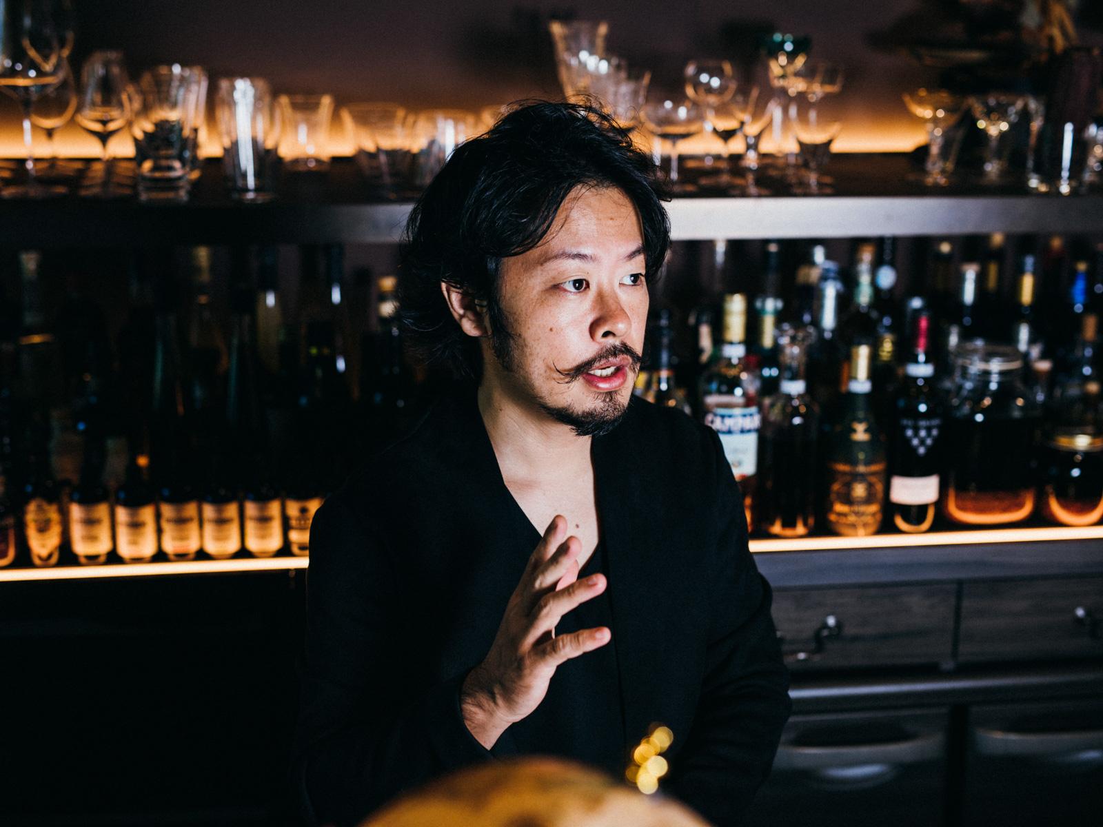 酒とカカオと vol.1 Memento mori(メメント・モリ) 南雲主于三さん カカオは自分にとってブルー・オーシャン。広く深く果てしない可能性がある