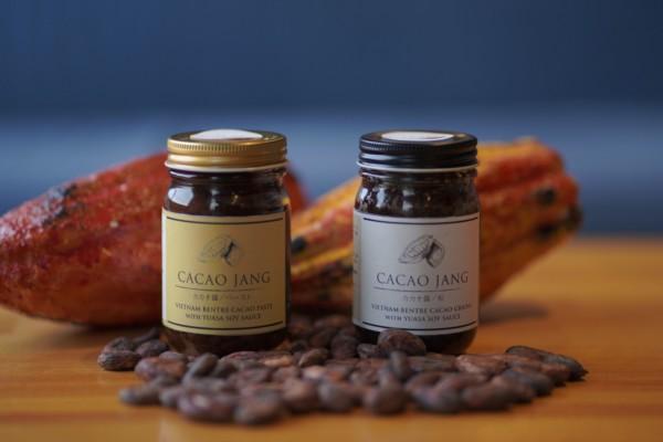 醤油とチョコレートの融合?世界初のチョコレート醤油「カカオ醤」が発売