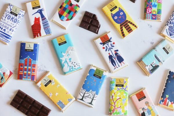 """アート×クラフトチョコレートで自分の""""好き""""を見つけて。アーティスト応援型の新ブランドChocola Meetsが先行販売を開始"""