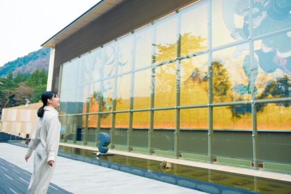 専属ショコラティエがいる箱根の岡田美術館へ!
