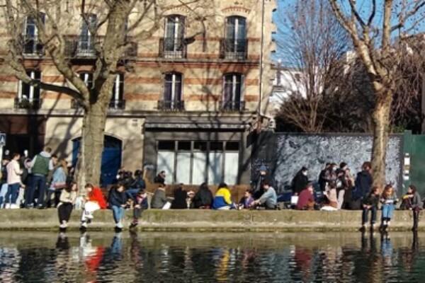 パリの一日