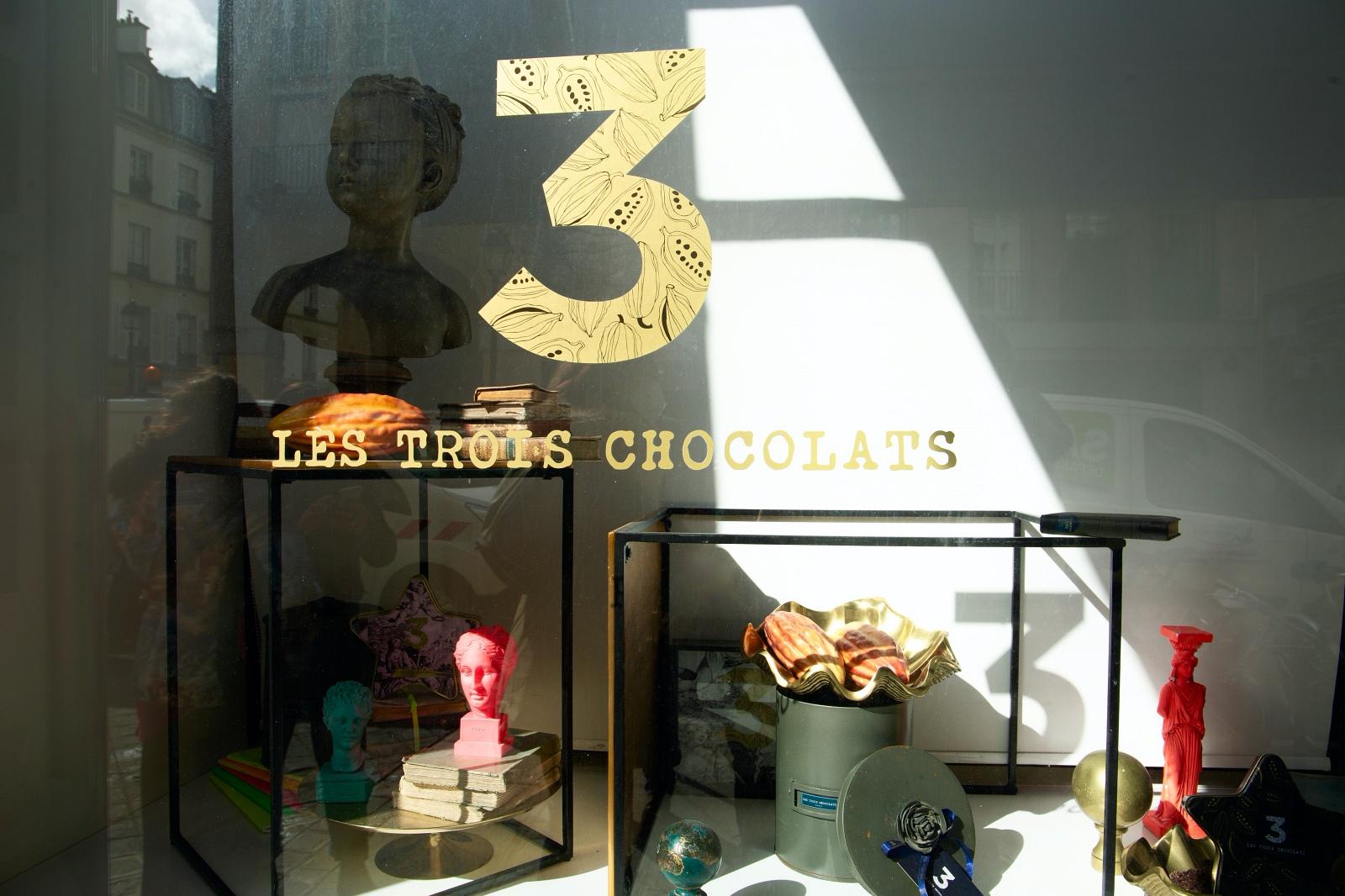 パリ、Les 3 Chocolats 佐野恵美子シェフインタビュー ~ 祖父、父、私