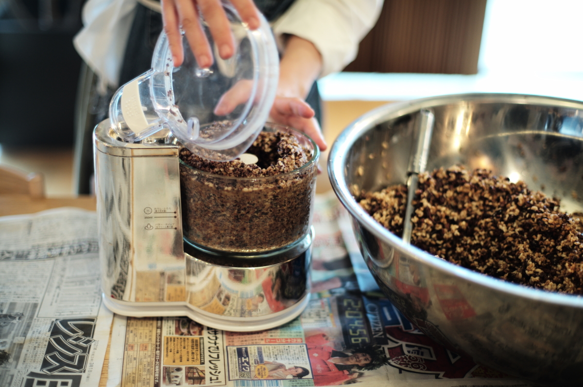 カカオと発酵の未来<br>ヤマグチヒロ × 大西章博<br>「カカオ味噌の作り方と効能」完全版
