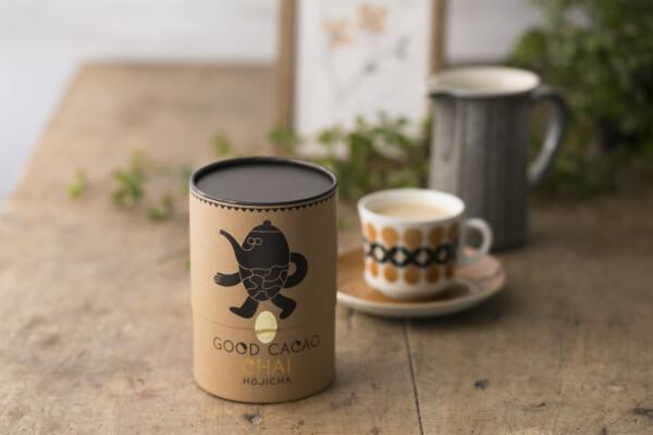 SIZEN TO OZENから「カカオチャイほうじ茶」が発売。有機ほうじ茶をベースにスパイスとカカオハスクで作るチャイはいかが?