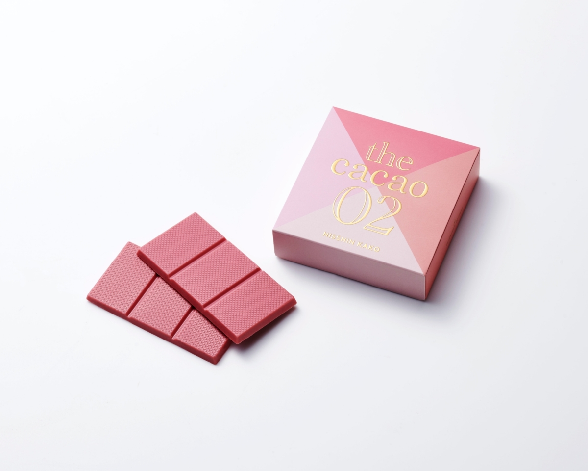 老舗業務用製菓材料メーカーならではのチョコレート「nk premium series 01 fruit / 02 red」が気になる。カカオの新たな味わいを発見しよう