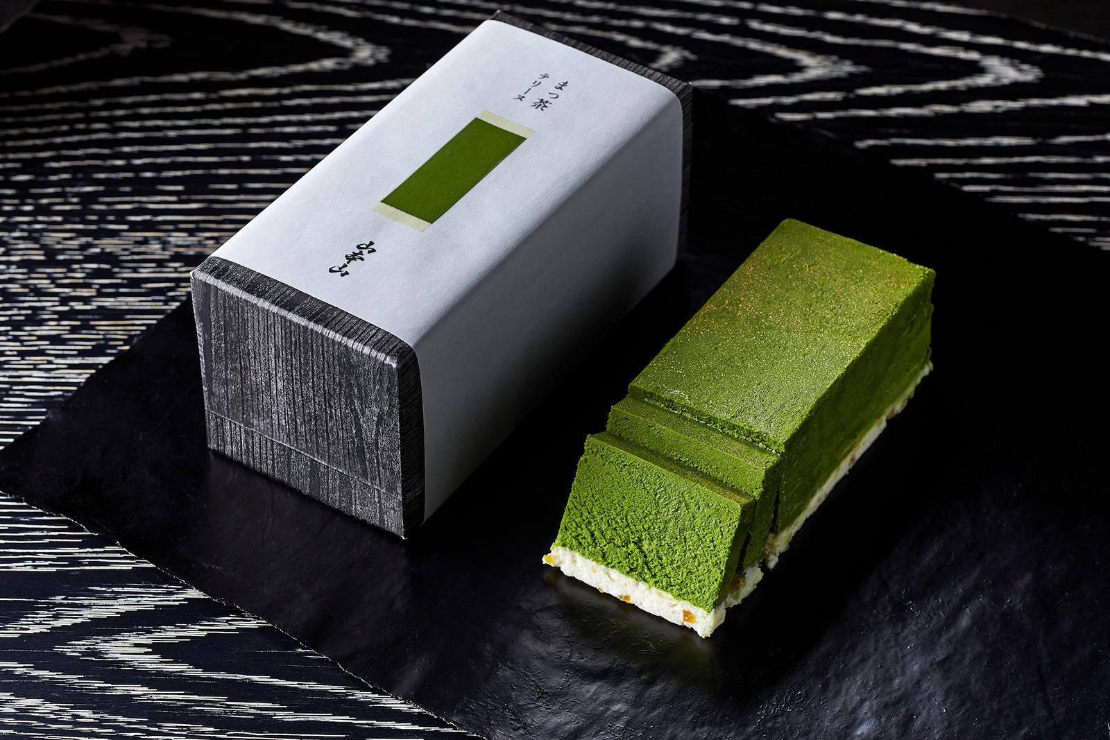 山本山から宇治抹茶の旨みを存分に引き出した贅沢スイーツ「まっ茶テリーヌ」が発売