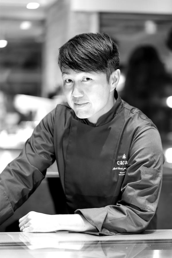 """メゾンカカオが生み出す""""カカオ料理""""という新ジャンル。レストラン「ROBB」から""""魚×カカオ""""の共演"""
