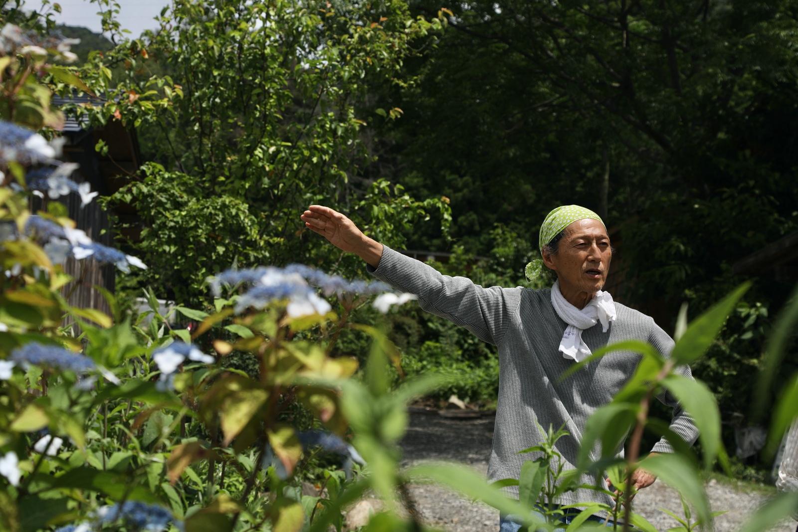 答えは自然の中にある。未来へつなぐリペアリングをするための養生園。