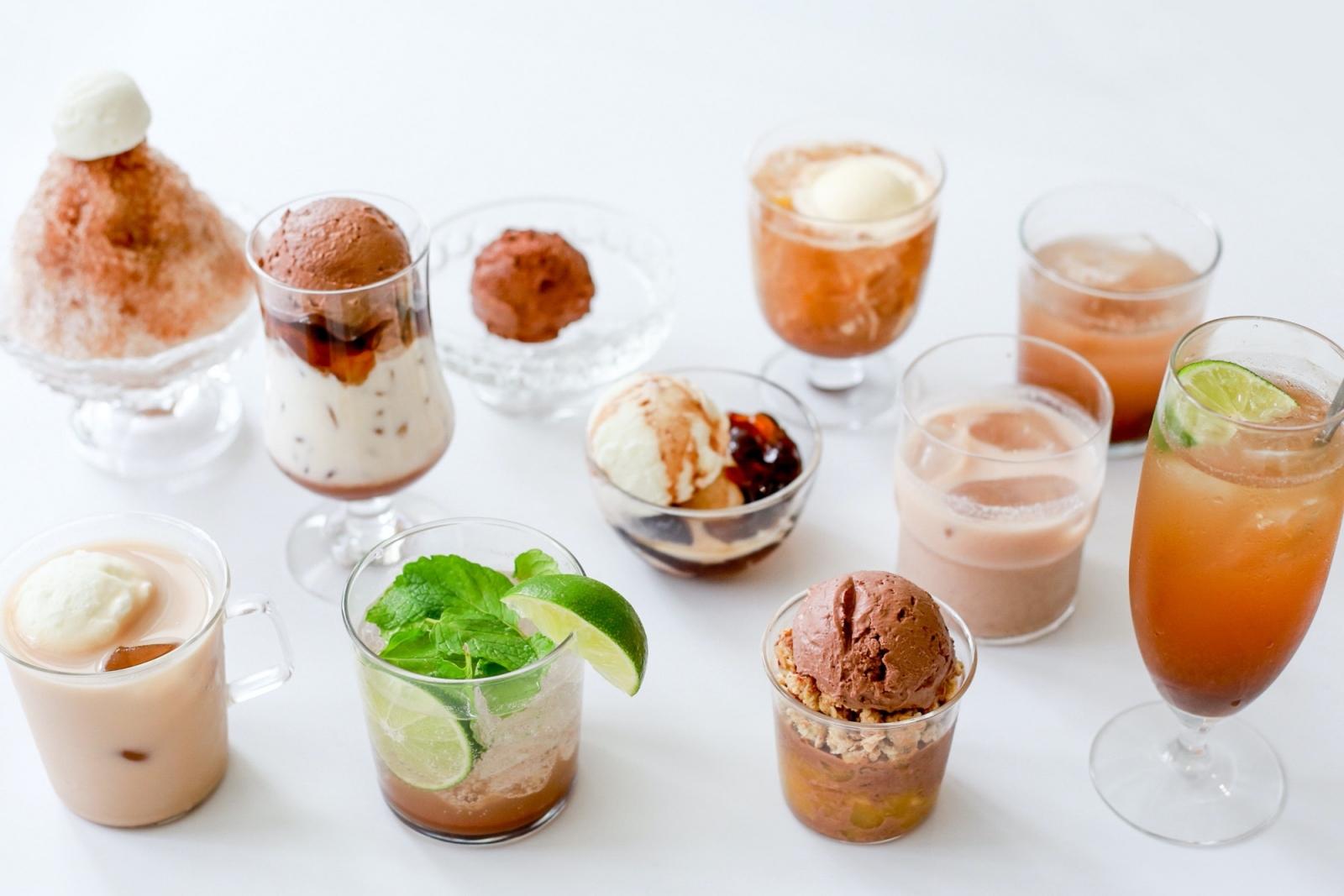 フロートやモヒートも!minimalから自宅で本格的チョコドリンクを簡単に作れるキット「スパイス香るチョコレートシロップのおうちカフェセット」販売スタート。