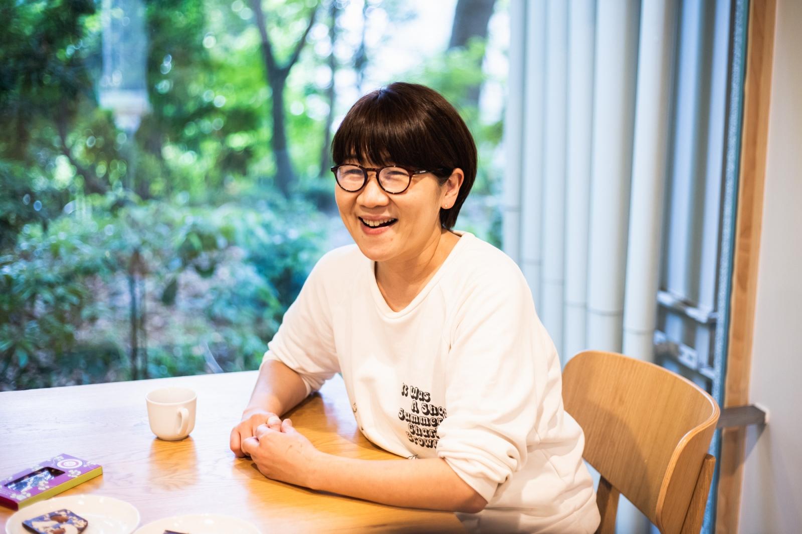 森岡督行連載 文化とチョコレートの美味しい話 vol.4 料理家 坂田阿希子さん