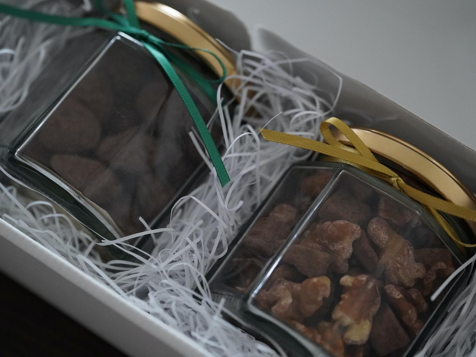 """ラ ショコラトリ ナナイロ""""食べ始めると止まらない!? チョコレート × ナッツの組み合わせ"""""""