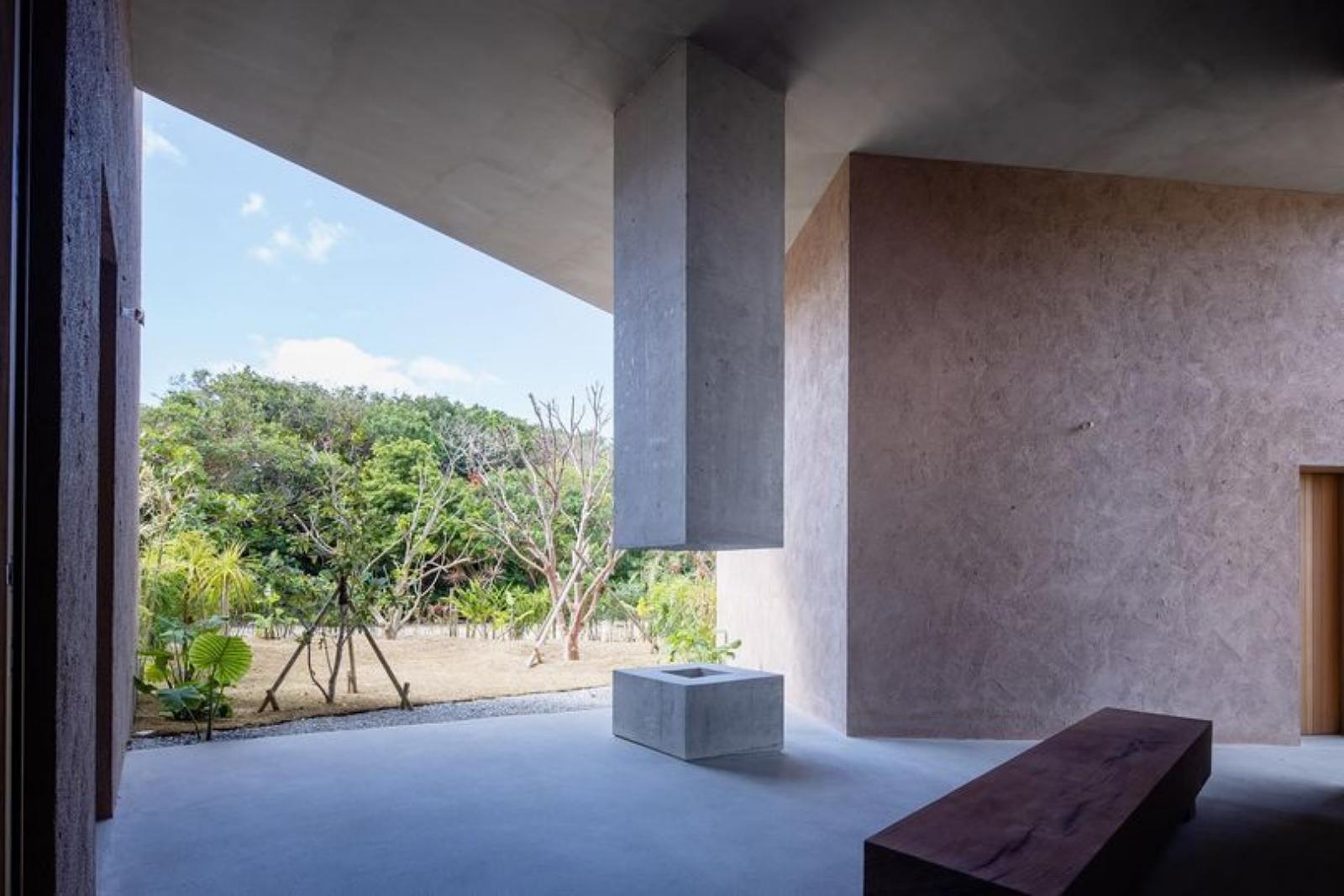 ここは未来の禅寺か。 旅の発見への扉をひらく宿mui